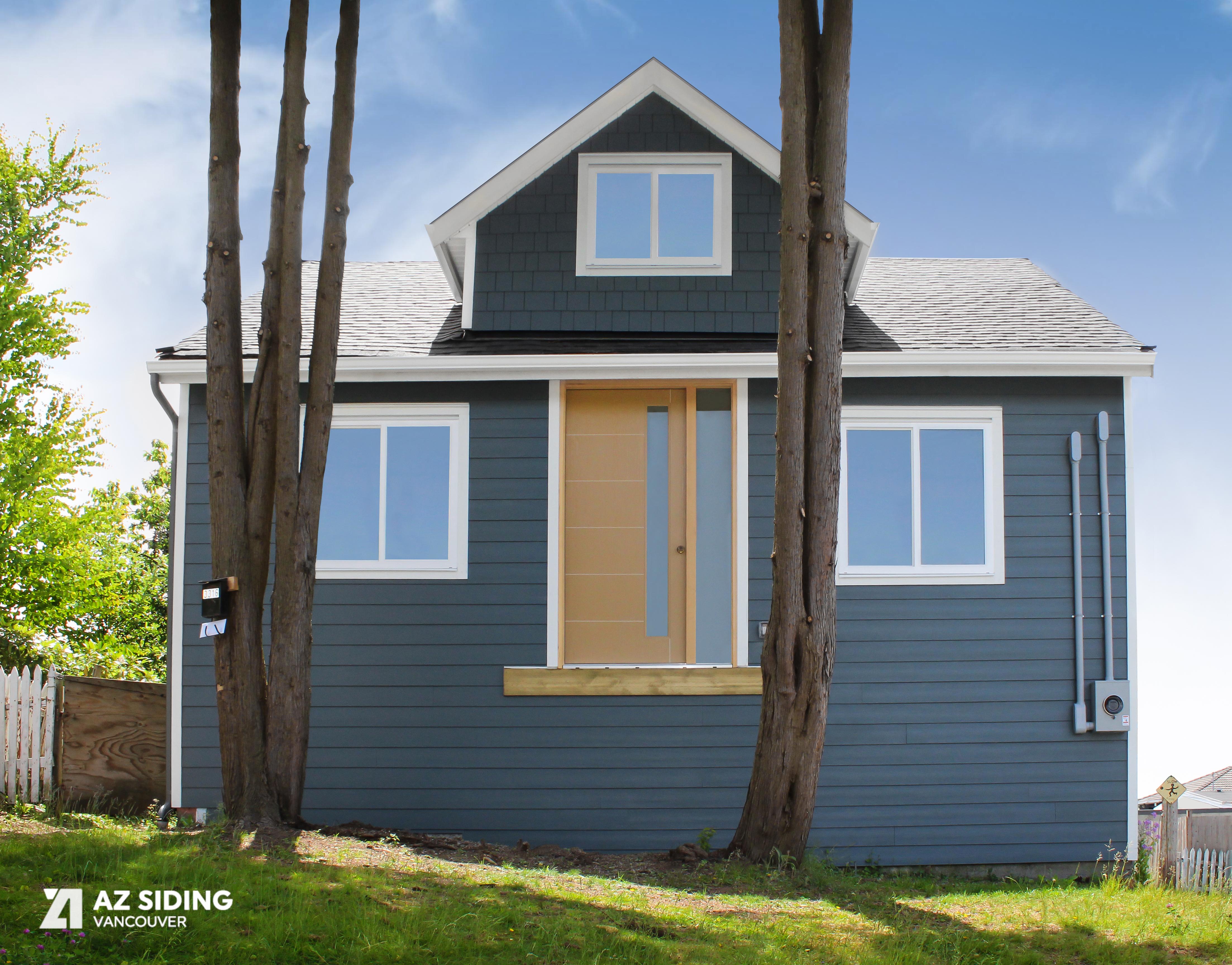 Material Az Siding Inc Vancouver Siding Company